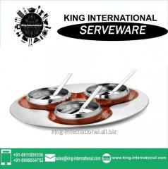 Good Quality Stainless steel Serving Set