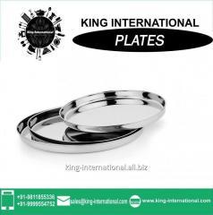Steel Mess plate