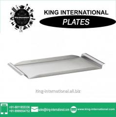 Stainless steel Mess plate 20/22CM
