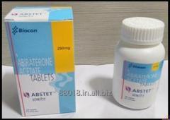 Abiraterone (generic Zytiga) - Abstet tablets
