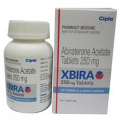 Abiraterone (generic Zytiga) - XBIRA tablets