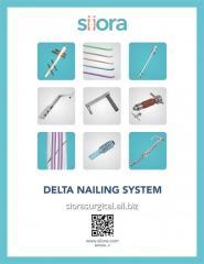 Delta Interlocking Nailing System