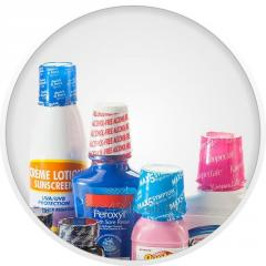 Tamper Evident Shrink Sleeves / Bands