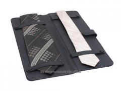 Leather Tie Case Folder