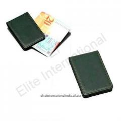 Leather Currency Holder