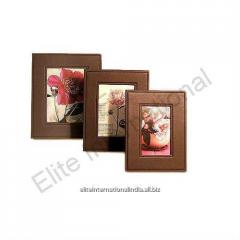 Leather Photograph Frame