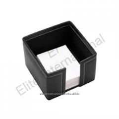 Leather Note Block Disk