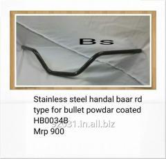 Stainless steel handal baar rd
