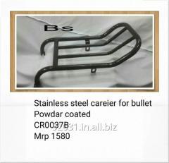 Stainless steel careier for bullet