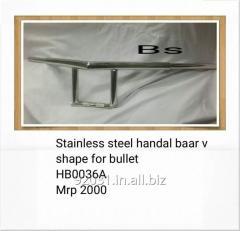 Stainless steel handal baar v shape HB0036A