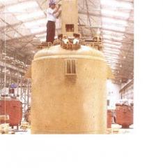Pressure Vessels, Reactors, Mixers