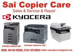 KYOCERA - TASKalfa-1800 (Copier - Printer - Colour Scan)
