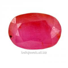 Natural 4.23 Ct Non Glass Filled Ruby Loose
