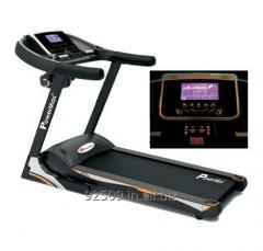 TAC - 535 Semi-Commercial Motorized AC Treadmill - Touch Key with Remote Control