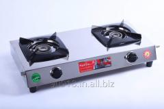 2 Burner stove Stainless Steel Gas Stove