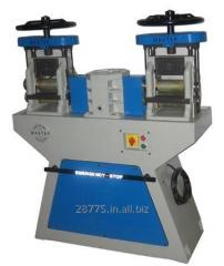 Sheet and Wire Rolling mill for Jewellers