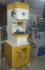 Hydraulic Blanking and Embossing Press