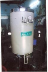 Radial Autoclave