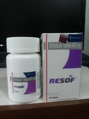 Resof 400mg Sofosbuvir