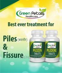 PiloZen & PileDene - Tablets for Piles