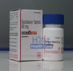 Daclahep (Daclatasvir Dihydrochloride 60mg )