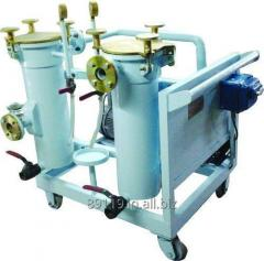 Resin Filter Machines