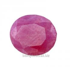 Natural 11.90 Cts Loose Certified Ruby Unheated
