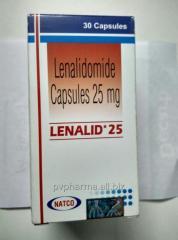 Lenalid - Lenalidomide Natco Pharma