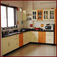 simple kitchen interior design india