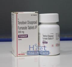 Tenofovir Disoproxil Fumarate Tablets IP 300 mg Viread