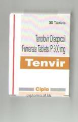 Tenvir 300mg (Tenofovir Disoproxil tablet)