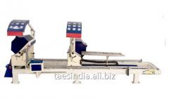Upvc Double Head  semi automatic cutting machine