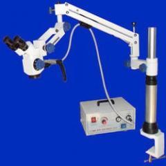 Portable Clamp Microscope