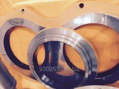Superon Cladded Wear Plates & Fabricated Wear Parts