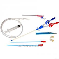 Haemodialysis Catheterization Kit