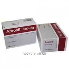 Amoxil Capsule