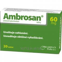 Ambrosan Tablet