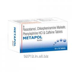 Phenylephrine HCL Tablet