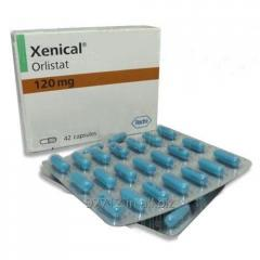 Xenical Orlistat Tablet