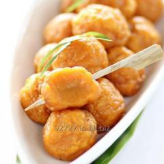 Chilli Garlic Potato Pops