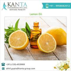 High Quality Lemon Oil
