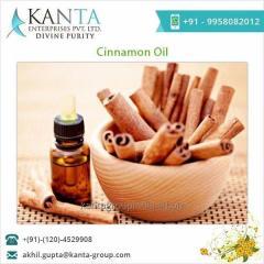 High Grade Cinnamon Oil