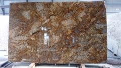 Giallo ornamental stone