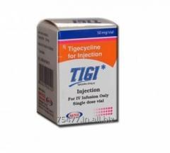 Tigi 50mg - Tigecycline Inj
