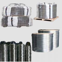 Alambre de acero de bajo contenido de carbono