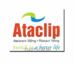 Ataclip - Atazanavir/Ritonavir Tablet