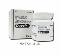 Duovir - Lamivudine + Zidovudine
