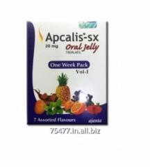 Apcalis Sx Tadalafil Tablets