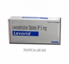 Allergy Medication-   Levocetirizine Tablets