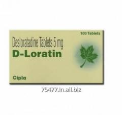 Allergy Medication - Desloratadine Tablet